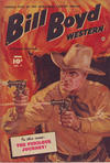 Cover for Bill Boyd Western (Export Publishing, 1950 series) #2