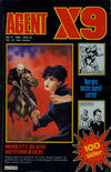 Cover for Agent X9 (Semic, 1976 series) #9/1984