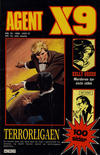 Cover for Agent X9 (Semic, 1976 series) #10/1984
