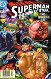 Cover Thumbnail for Superman: The Man of Steel (1991 series) #109 [Newsstand Edition]
