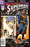 Cover Thumbnail for Action Comics (1938 series) #776 [Newsstand Edition]