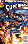Cover Thumbnail for Superman (1987 series) #215 [Newsstand]