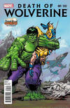 Cover Thumbnail for Death of Wolverine (2014 series) #1 [Desert Wind Comics Exclusive Variant by Herb Trimpe]