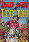 Cover for Bad Men of Tombstone (Superior Publishers Limited, 1951 series) #1