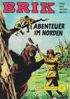 Cover for Brik (Lehning, 1962 series) #20