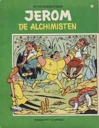 Cover Thumbnail for Jerom (Standaard Uitgeverij, 1962 series) #21