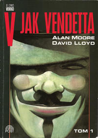 Cover Thumbnail for V jak vendetta (Post, 2003 series) #1