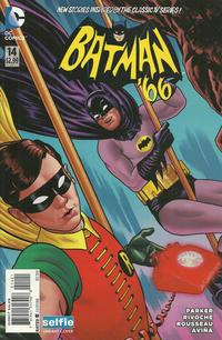 Cover Thumbnail for Batman '66 (DC, 2013 series) #14 [Selfie Cover]