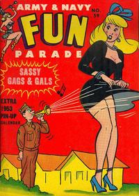 Cover Thumbnail for Army & Navy Fun Parade (Harvey, 1951 series) #59