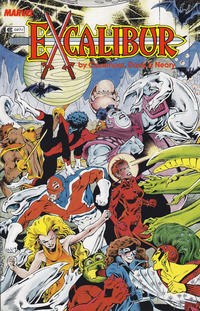 Cover Thumbnail for Excalibur Special Edition (Marvel, 1987 series) #[nn] [Newsstand]