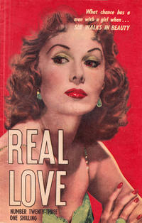 Cover Thumbnail for Real Love (Horwitz, 1952 ? series) #23