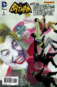 Cover Thumbnail for Batman '66 Meets the Green Hornet (DC, 2014 series) #4