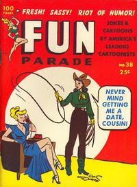 Cover Thumbnail for Fun Parade (Harvey, 1947 series) #38