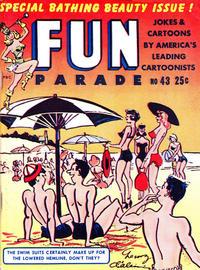Cover Thumbnail for Fun Parade (Harvey, 1947 series) #43