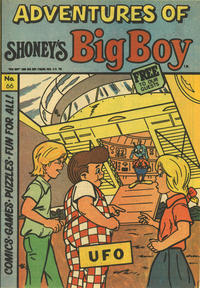 Cover Thumbnail for Adventures of Big Boy (Paragon Products, 1976 series) #66