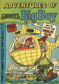 Cover Thumbnail for Adventures of Big Boy (Paragon Products, 1976 series) #67