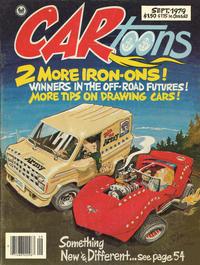 Cover Thumbnail for CARtoons (Petersen Publishing, 1961 series) #[110]