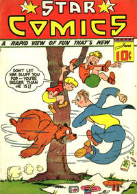 Cover Thumbnail for Star Comics (Centaur, 1938 series) #v2#5