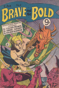 Cover Thumbnail for The Brave and the Bold (K. G. Murray, 1956 series) #2