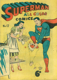 Cover Thumbnail for Superman (K. G. Murray, 1947 series) #12