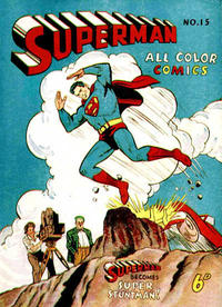 Cover Thumbnail for Superman (K. G. Murray, 1947 series) #15