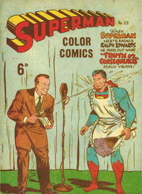 Cover Thumbnail for Superman (K. G. Murray, 1947 series) #23