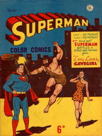 Cover Thumbnail for Superman (K. G. Murray, 1947 series) #26