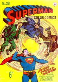 Cover Thumbnail for Superman (K. G. Murray, 1947 series) #28