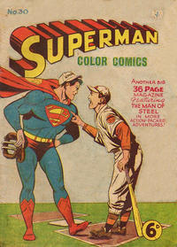 Cover Thumbnail for Superman (K. G. Murray, 1947 series) #30