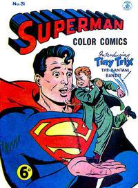 Cover Thumbnail for Superman (K. G. Murray, 1947 series) #31