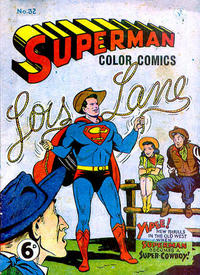 Cover Thumbnail for Superman (K. G. Murray, 1947 series) #32