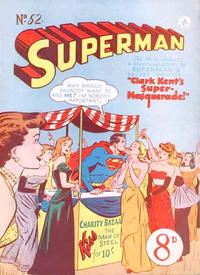 Cover Thumbnail for Superman (K. G. Murray, 1947 series) #52