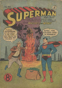 Cover Thumbnail for Superman (K. G. Murray, 1947 series) #85