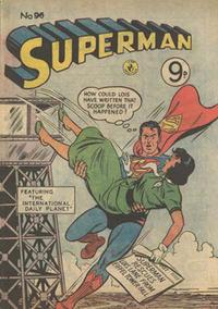 Cover Thumbnail for Superman (K. G. Murray, 1947 series) #96