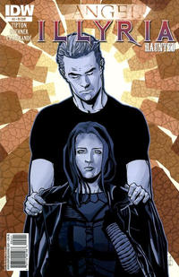 Cover Thumbnail for Angel: Illyria: Haunted (IDW, 2010 series) #2 [Elena Casagrande Retailer Incentive Cover]