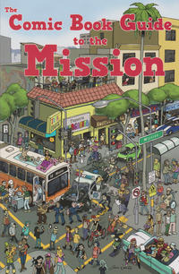 Cover Thumbnail for The Comic Book Guide to the Mission (Skoda Man Press, 2013 series) #[nn]