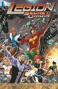 Cover Thumbnail for Legion Secret Origin (DC, 2012 series)