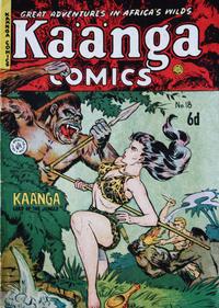 Cover Thumbnail for Kaänga Comics (H. John Edwards, 1950 ? series) #18