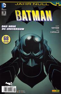 Cover Thumbnail for Batman (Panini Deutschland, 2012 series) #28 (93)