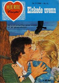 Cover Thumbnail for Hjerterevyen (Serieforlaget / Se-Bladene / Stabenfeldt, 1960 series) #9/1984 [9/1985]