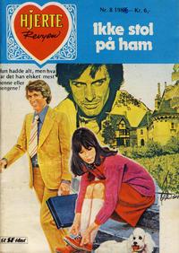 Cover Thumbnail for Hjerterevyen (Serieforlaget / Se-Bladene / Stabenfeldt, 1960 series) #8/1984 [8/1985]