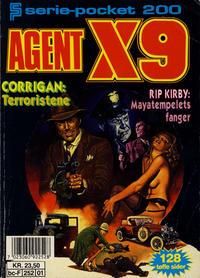 Cover Thumbnail for Serie-pocket (Semic, 1977 series) #200