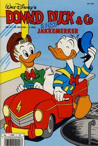 Cover Thumbnail for Donald Duck & Co (Hjemmet / Egmont, 1948 series) #21/1990