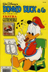 Cover Thumbnail for Donald Duck & Co (Hjemmet / Egmont, 1948 series) #20/1990