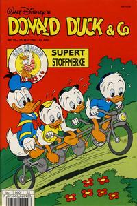 Cover Thumbnail for Donald Duck & Co (Hjemmet / Egmont, 1948 series) #22/1990