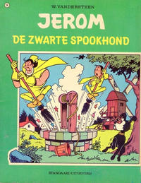Cover Thumbnail for Jerom (Standaard Uitgeverij, 1962 series) #54