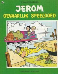 Cover Thumbnail for Jerom (Standaard Uitgeverij, 1962 series) #42