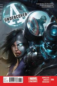 Cover Thumbnail for Avengers Undercover (Marvel, 2014 series) #6