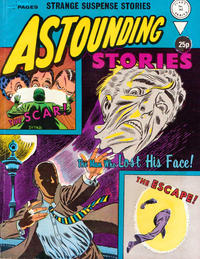 Cover Thumbnail for Astounding Stories (Alan Class, 1966 series) #162