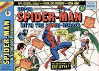 Cover Thumbnail for Super Spider-Man (Marvel UK, 1976 series) #176